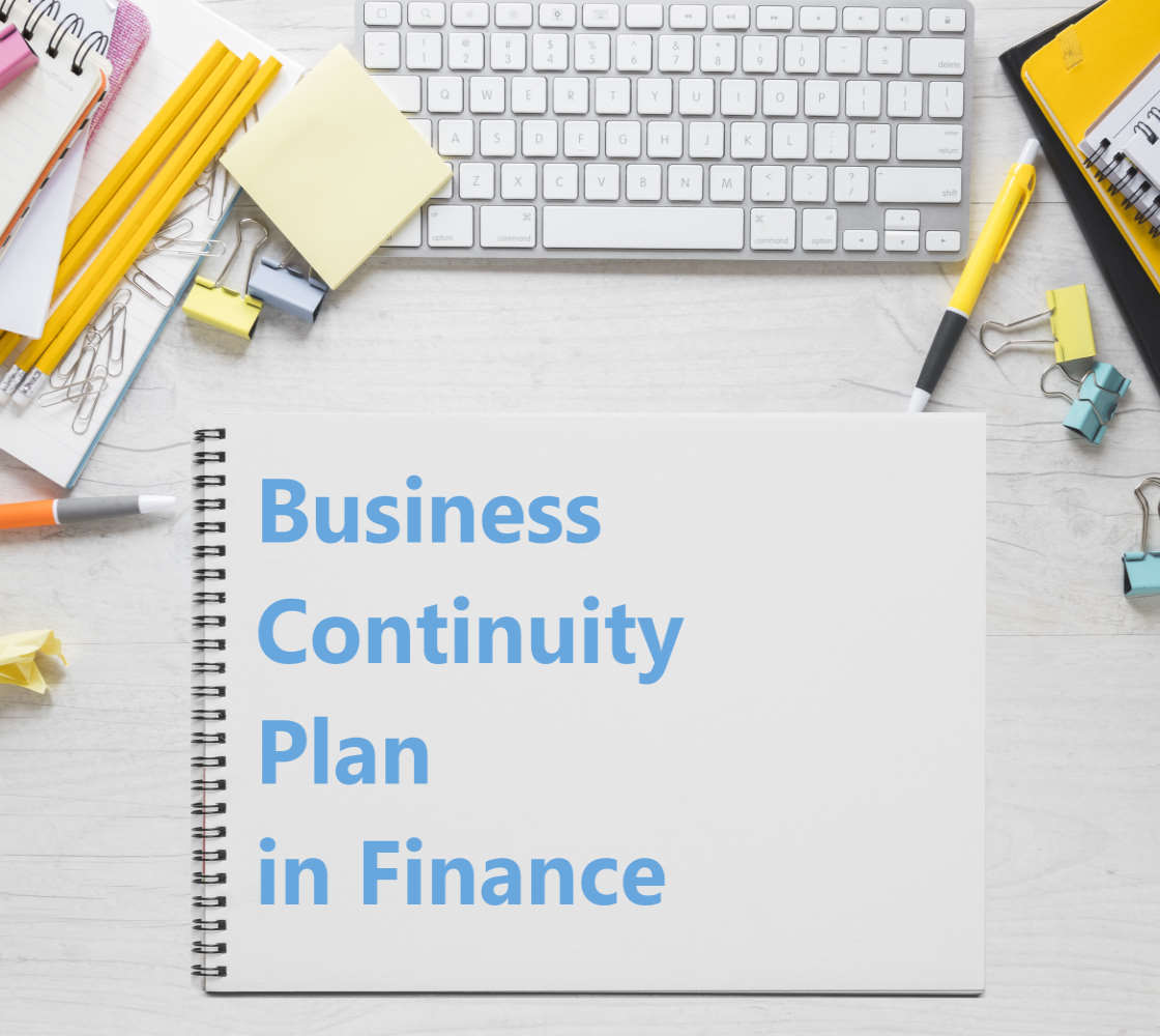 Business Continuity Plan in Finance